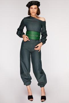 Green-cotton-jumpsuit-1