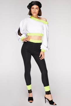 Stretch-lycra-leggings-with-neon-jersey-waist-band-1